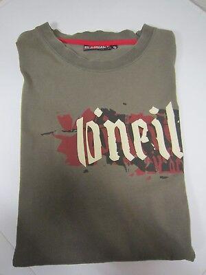 * T-SHIRT KAKI FONCE -  M COURTES  --  T XL  --  O'NEILL