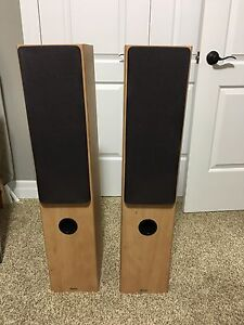 Tannoy fusion 4 tower speakers