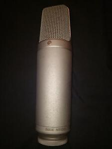 Rode Nt1000 Large Diaphragm Studio Condenser Microphone Oakleigh South Monash Area Preview