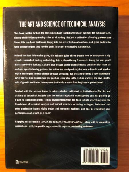 The Art and Science of Technical Analysis   Other Books