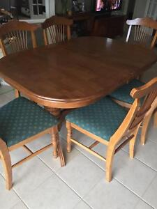 Extendable Dining Table In Perth Region WA