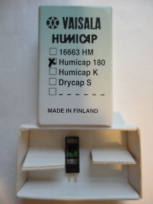 Vaisala Humicap 180 Relative Humidity Probe Sensor - New In Box