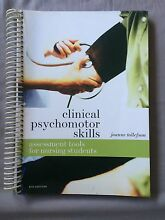 Clinical Psychomotor Slills - Assessment tools for nursing students Upper Coomera Gold Coast North Preview