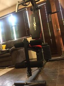 Home gym equipment never used gym fitness gumtree