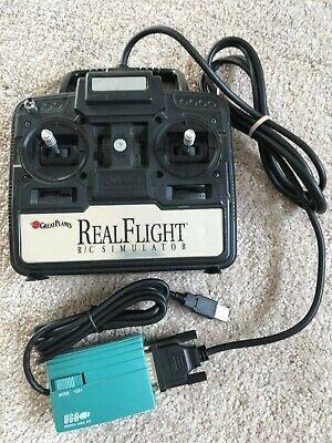GreatPlanes RealFlight R/C Flight Simulator Futaba Interlink Controller