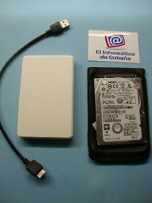 Disco duro externo usb 3.0 500Gb segunda mano  Embacar hacia Mexico