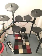 Roland TD6 Electronic Drum Kit Surry Hills Inner Sydney Preview