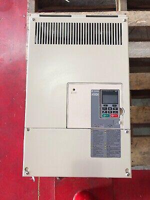 Yaskawa A1000 Variable Speed Drive Cimr-au4a0139faa 380-480 Volt 75 Hp