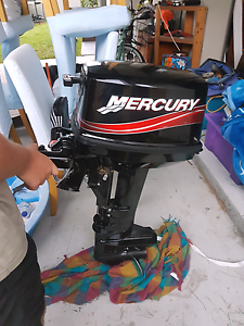 6hp Mercury Hollywell Gold Coast North Preview