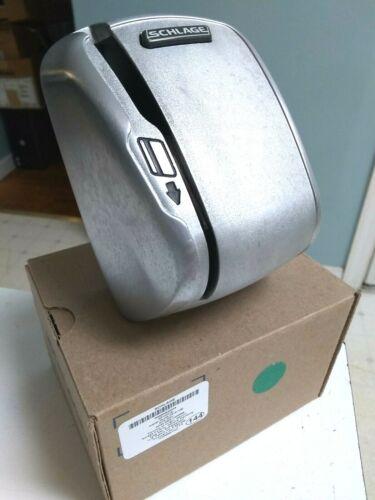 Schlage MS-626 AD Series Magnetic Mag Stripe Swipe Reader Satin Chrome