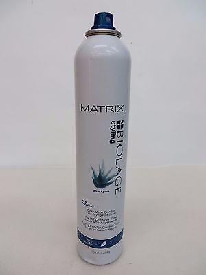 MATRIX BIOLAGE COMPLETE CONTROL HAIR SPRAY 10 OZ  BLUE AGAVA!