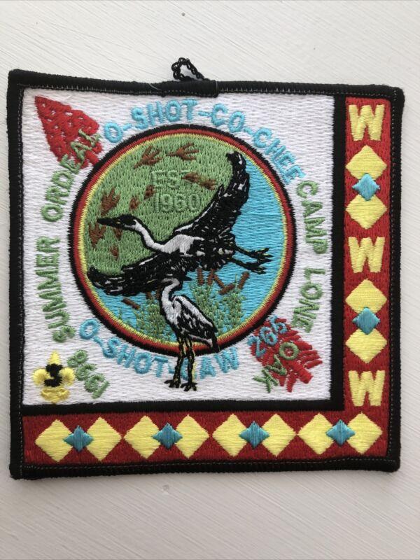OA (BSA) O-Shot-Caw Lodge #265 - 1998 Summer Ordeal - Camp Lone Oak
