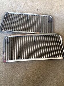 1969 chevelle SS Hood grills