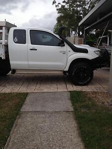 2010 Toyota Hilux Ute extra cab Arundel Gold Coast City Preview