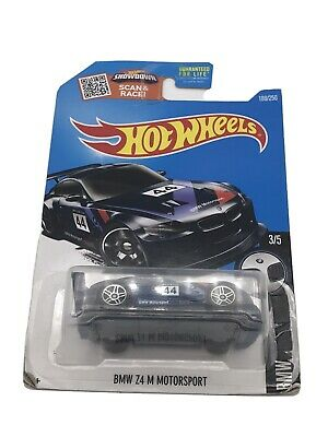 NIB Hot Wheels - BMW Z4 M Motorsport - 1/64