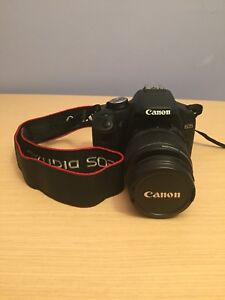 Canon Rebel T1i EOS 500D DSLR Camera