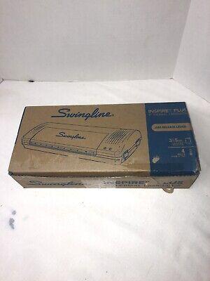 Swingline Inspire Plus 9 Thermal Laminator White Open Box