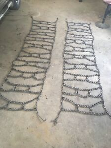 BRAND NEW-TRACTOR Tire chains 18.4 x 26
