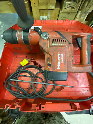 Hilti Te-54 Hammer Drillgood Working Condition With Case