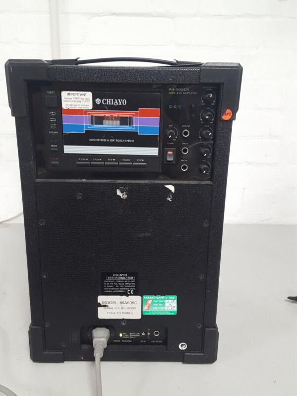 Chiayo WA-505CR Wireless Amplifier System AV Equipment