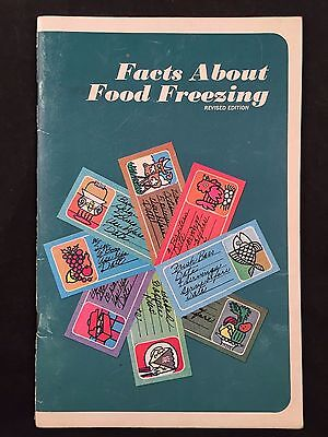 FACTS ABOUT FOOD FREEZING REVISED ED-HOME SERVICE COMMITTEE-EDISON ELECTRIC-1968