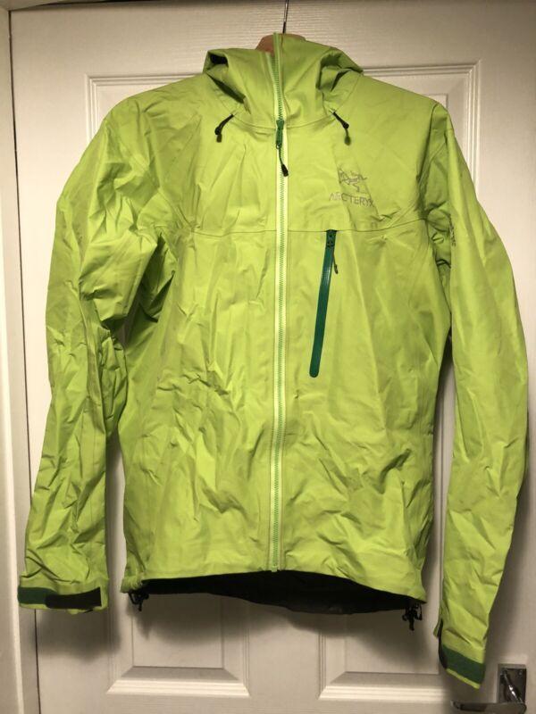 Arcteryx Alpha FL Waterproof Jacket Small