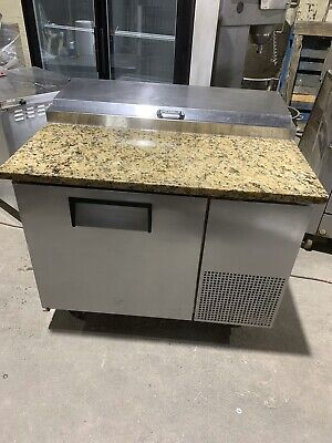 True 4 Ft 48 Pizza Prep Table With Marble