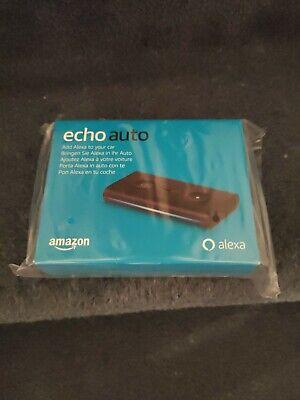 Amazon Echo Auto - Black