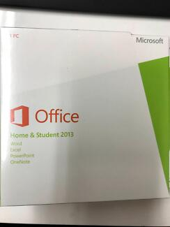 Microsoft Office Home & Student 2013 1PC