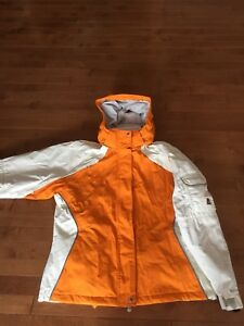 Ladies Snowboarding, skiing 3 in 1 Winter Jacket-Medium