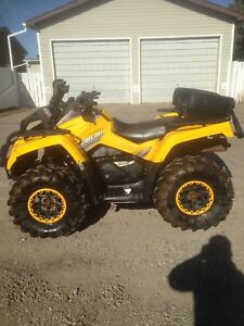 2008 can-am outlander 800