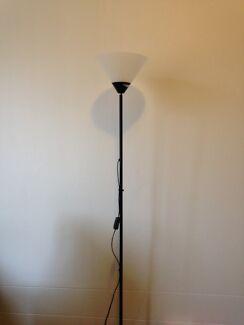 GARAGE SALE Floor Lamp with lightbulbs Westmead Parramatta Area Preview