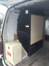 Van Cabinet with Roller shutter Door and Lock Marion Marion Area Preview