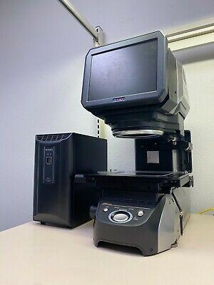 2020 Optical Dimension Measuring System Keyence Im-7501 W. Im-7020 Head