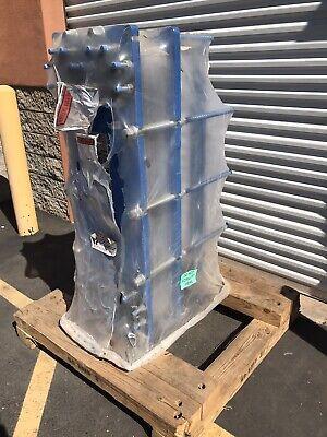 Spx Flow Technology - Apv 0034 M-10 Plate Heat Exchanger