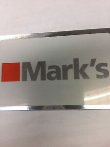 $75 Marks gift card