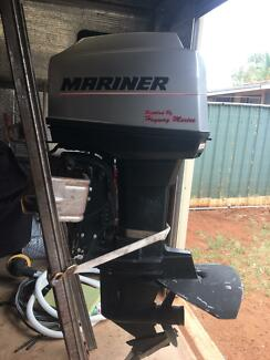Mercury mariner 60 long sharft outboard motor