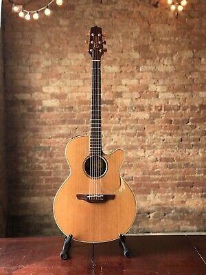 Takamine Acoustic Electric Guitar EAN40C  + Hard Case