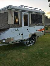 Jayco swan outback Calliope Gladstone Surrounds Preview