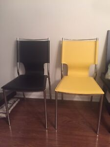 Set of IKEA table chairs - $40