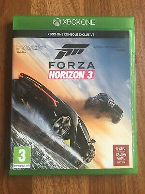 FORZA HORIZON 3 (XBOX ONE) VERY GOOD CONDITION