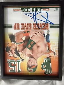 WWE MERCHANDISE AUTOGRAPHS, DVDS, FIGURINES,POSTERS,CLOTHES