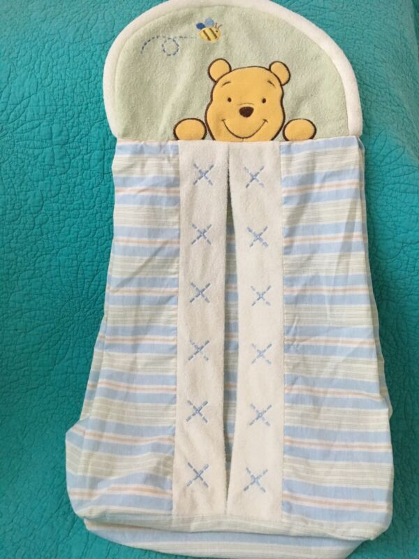 Disney Winnie The Pooh Nursery Diaper Stacker By Kidsline