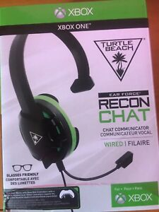 Xbox one turtle beach ear force mic