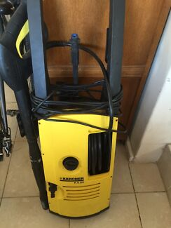 KARCHER 1yo high pressure cleaner k5.85 m plus cost $770 sell $350 Inglewood Stirling Area Preview