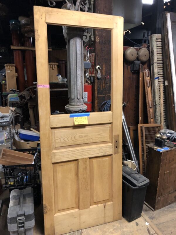 Vintage Pantry Door Cottage Door Old Door Architectural Salvage