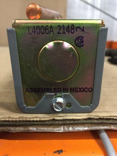 Honeywell L4006A 2148 Aquastat Controller