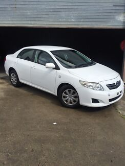 Toyota Corolla sedan 2007 Cannon Hill Brisbane South East Preview