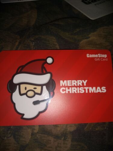 Game Stop Used Collectible Gift Card No Value SV1861874 - $2.68