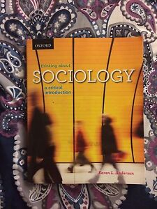Thinking about sociology a critical introduction
